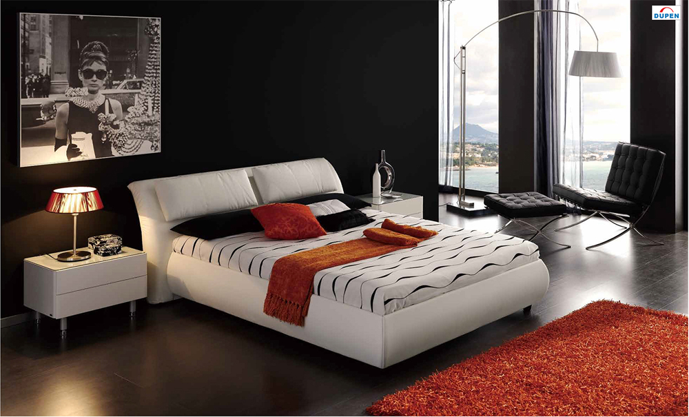 dupen beds the inner and outer beauty of design 17846 | bedroom furniture modern bedrooms 615 meg m72 c72